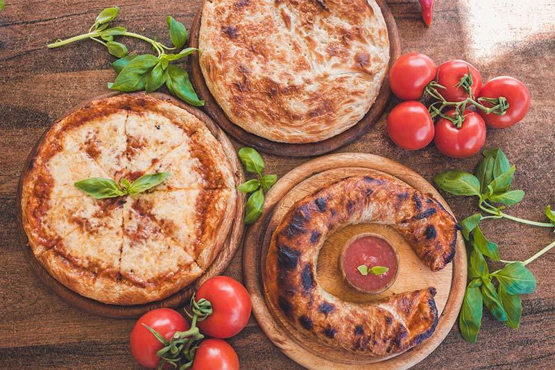 פיצה, זיווה ומלאווח של בובה של פיצה